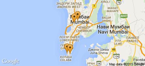 Отели Мумбая