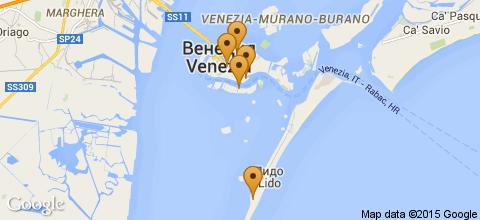 Отели Венеции
