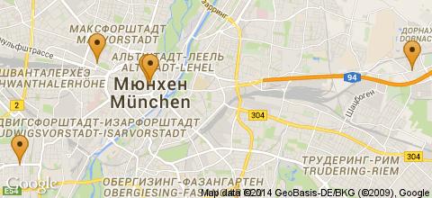 Отели Мюнхена